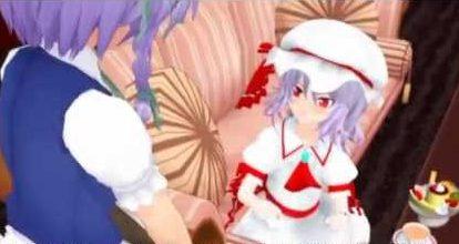 【紅美鈴】バカと中華小娘とお姉さん
