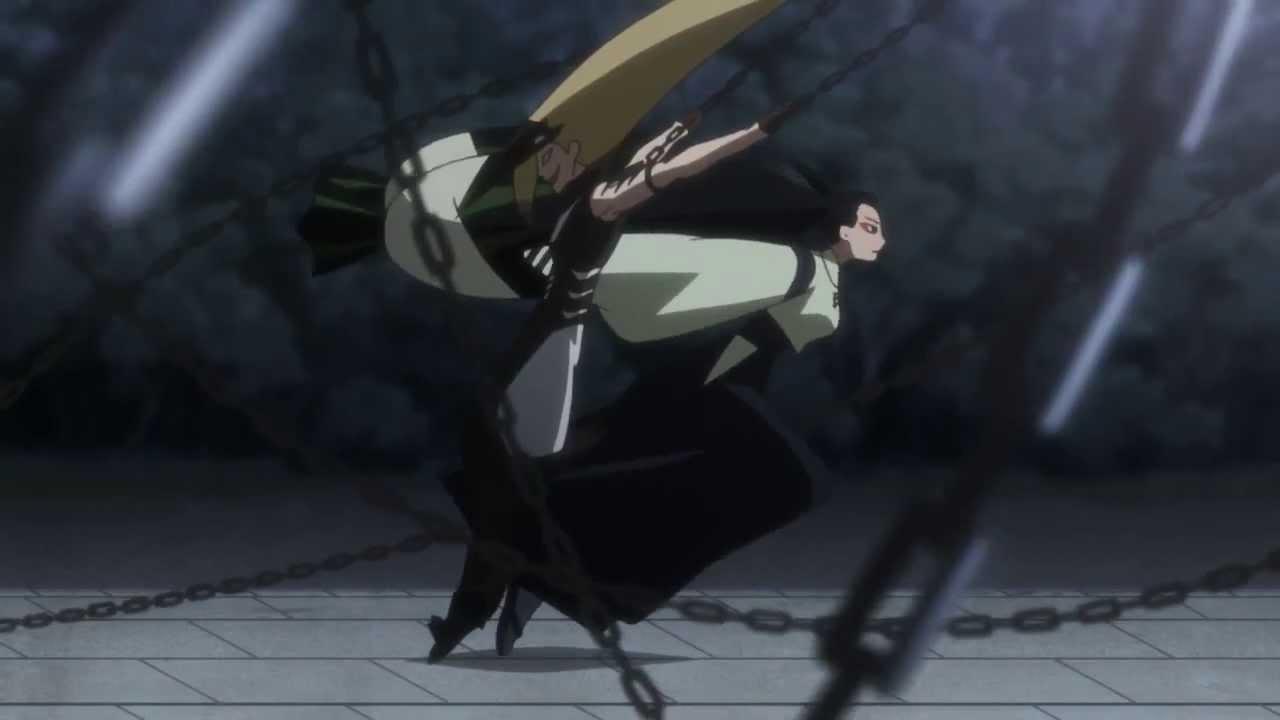 【虚刀流の姉】NANAMI